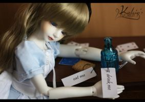 . Alice . o2 by 0kalcia0