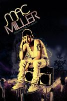 Mac Miller by NYC--GFx