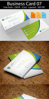Chemistry Business Card Design by artgh
