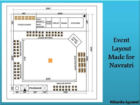Event Layout by NiHaRiKa-1995