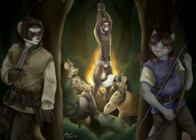 Rescue Party by Moody-Ferret