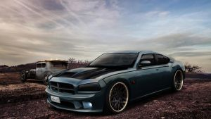 Dodge Charger SRT by mateus12345