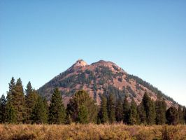 Black Butte by loghry