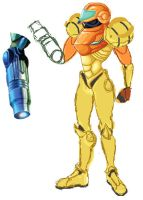 Samus WIP2 by RatherGoth