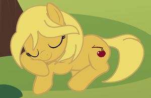 Apple Tart by Breaking-Cloud-Nine