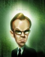 Agent Smith Final by timshinn73