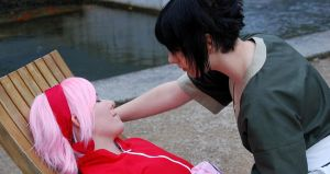 SasuSaku - These moments by Wings-chan