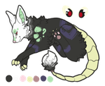 Blaze (bid updated) by EnchantedAdopts