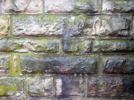 Decayed Stone Blocks 2 by OsorrisStock