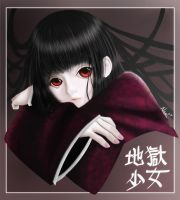 Jigoku Shoujo by Narika-chu