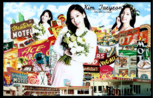 {Wallpaper #4}Kim Tae Yeon by larry1042001