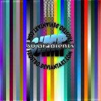 30 GIMP Gradients by FrostBo