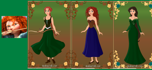 Next Generation- Merida by Lita-Inu19