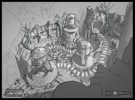 RCF2: Zolar Ruins by MeckanicalMind