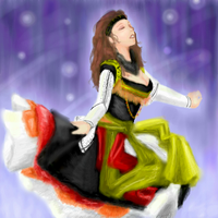 Gypsy Dance by Paramnesia
