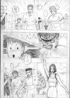 soccer manga - pg 8 by Clivelee