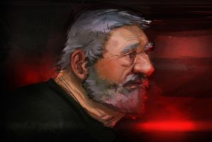Old man Take a Look at My Life by JordyLakiere