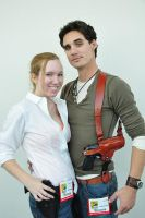 Uncharted 2 Cosplay by WendyDoodles