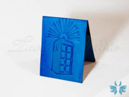 TARDIS Wallet by taeliac