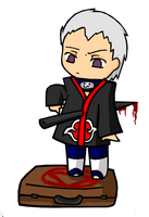 ++Hidan++ by Septic-Kitty