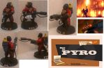 Warhammer Models: The Pyro by armoured-lemming