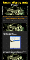 Tutorial Clipping Mask by Donyle