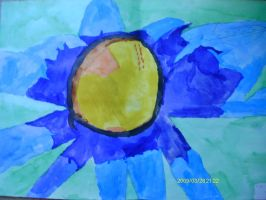 Intro to Art Flower Painting by chaptmc