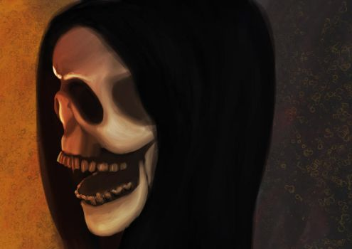 Skull by Daniquee502