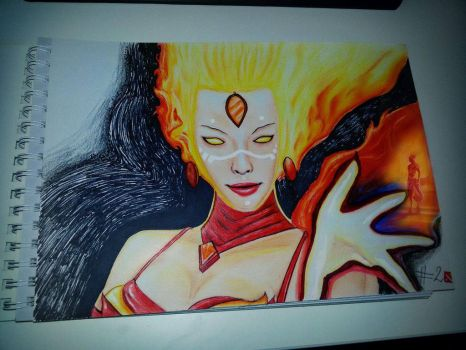 Lina the Slayer by Celldweller797