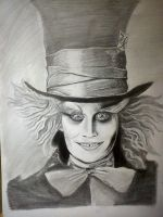 The Mad Hatter by Marion-G