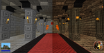 Minecraft: Without and With Resource-pack by Sumalinara