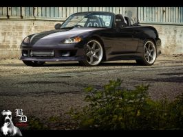 Honda S2000 by blackdoggdesign