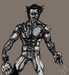 Wolverine by gwynplaine60