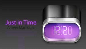 Just in Time - Mac Icon by pierofix