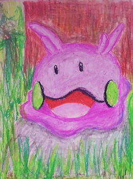 Goomy Goober by KalosChampionSerena