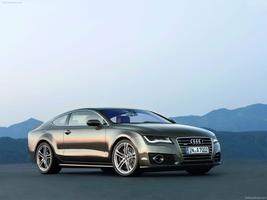 Audi S7 by Car-Mad-Mike