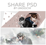 [Share PSD] Pack Cover Lee Jongsuk by linhchinie