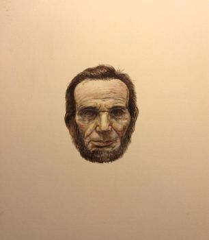 Lincoln by jamesconstantine