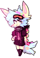 Pastel son by HoshPosh