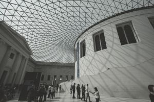 British Museum Courtyard by maikarant
