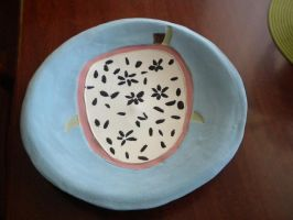 Dragon Fruit Bowl by Dragon-of-Rivendell