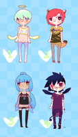 Palette Adopts [REVEALED] by pandabutts