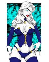 Lady Death - Colour15 - GBlair by Drazhar24