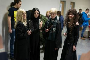 Death Eaters by AhrimanFox