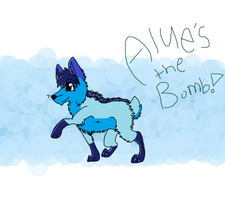 Alue is the bomb by FluffyMutt