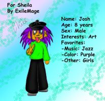 For Sheila by ExileMage