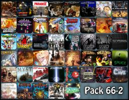 Game Aicon Pack 66 Part 2 by HarryBana