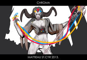 CHROMA by Manikk