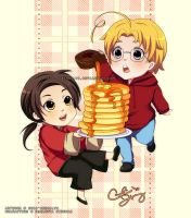 APH - Pancakes by kehrilyn