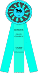 RESERVE GRAND CHAMPION ribbon by noebelle
